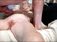 Very old mature still fucks like it's her first time